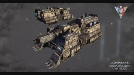 "M1230L ""Sledge"" (PAV) - Particle Assault Vehicle"