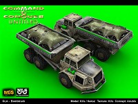 GLA - Bombtruck