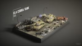 GLA Cobra Tank
