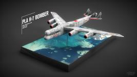 PLA H-7 Bomber