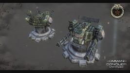 PLA - Automatic Gatling Gun Turret