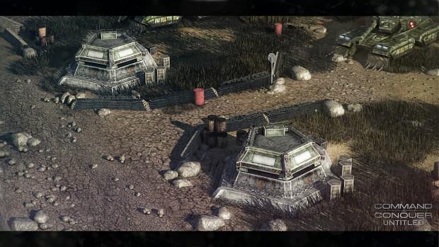 PLA Bunker