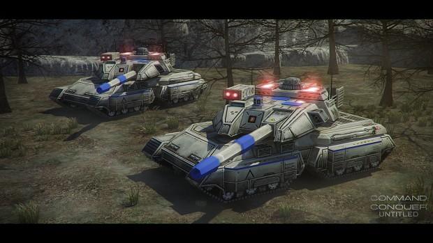 Laser Paladin