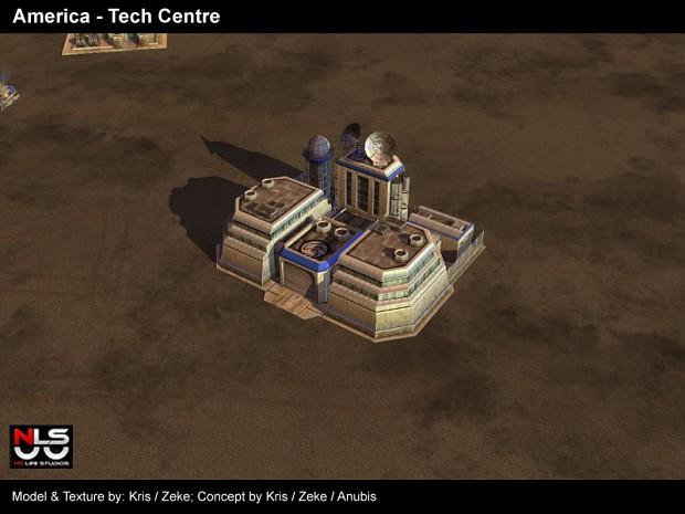 US tech center