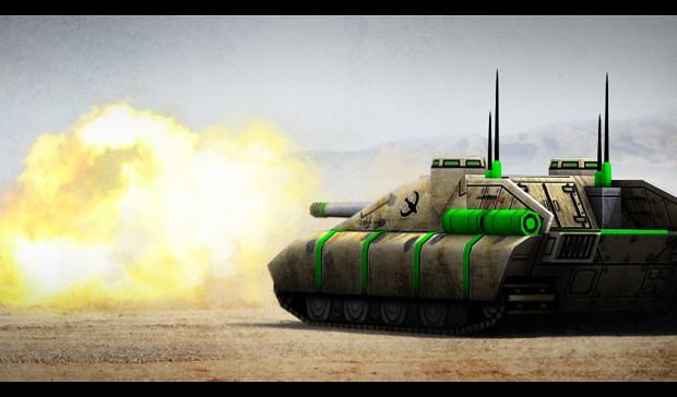 Ravager tank var2