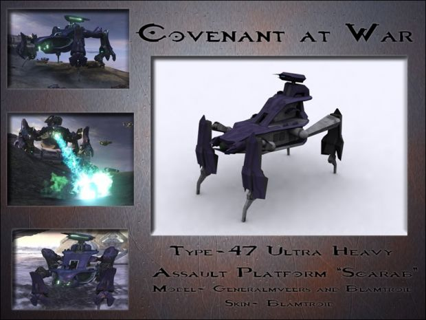 Covenant Scarab