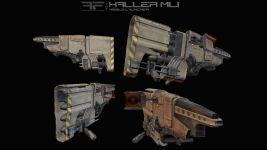 AIA Kaller MLI Missile Launcher