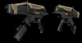 AIA Salier P4 Submachine Gun