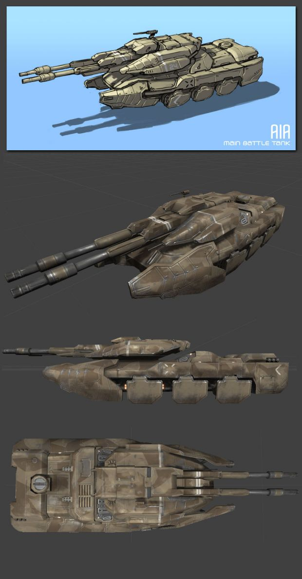 AIA Hovertank