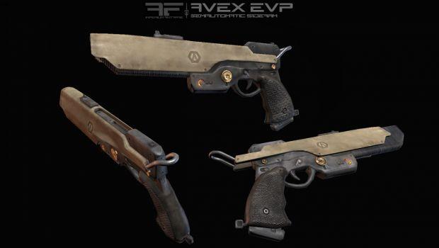 AIA Avex EVP Semiautomatic Sidearm