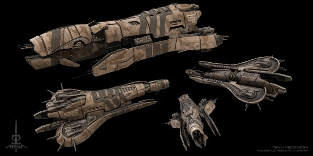 AISN Anubis Battleship