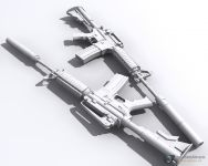 M4A1 -- w.i.p.