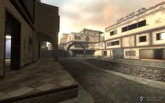 Fallencity - Empty marketplace