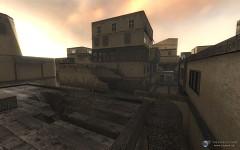 Fallencity - Ruins after combat