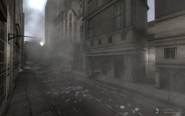 Fallencity2 - Streets - Alpha version