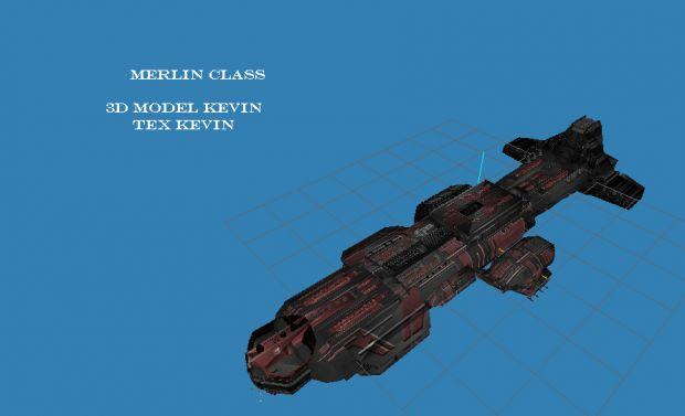 merlin class ship
