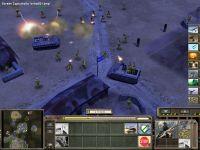 Israeli and GLA forces