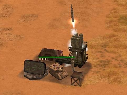 "Israeli Arrow (""Hetz"") Anti-Ballistic Missile Base"