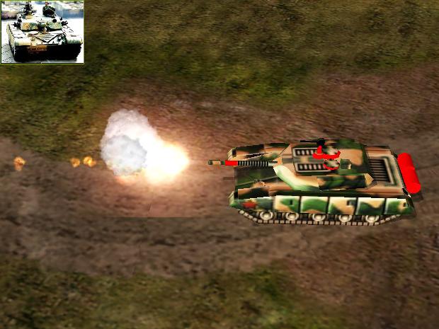 Chinese Type-98 Tank