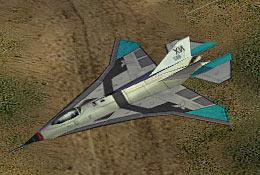USAF General's Aurora Bomber