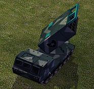 USA SW General's M270 MLRS
