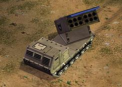 USA M270 MLRS
