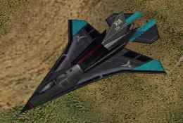 USA SW General's Black Aurora