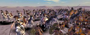 spartan cavalry