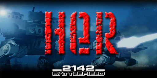 HER Battlefield 2142 Logo