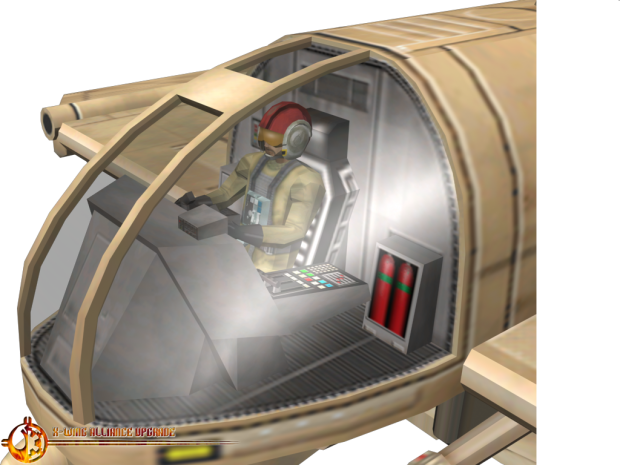 Cloakshape Fighter