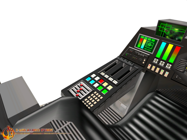 Cloakshape Fighter Cockpit