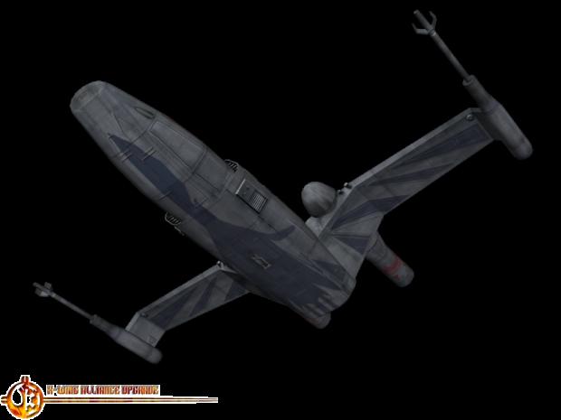 Preybird Fighter