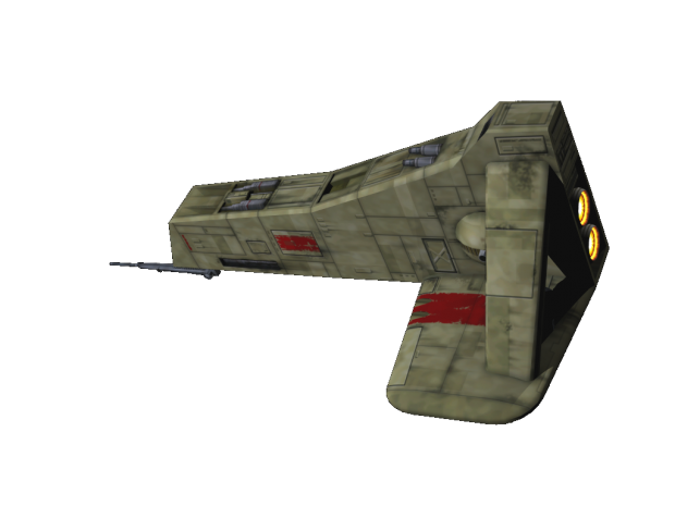 Pursuer Enforcement ship