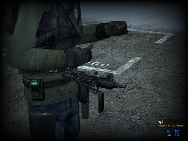 Bug - Broken weapon animations