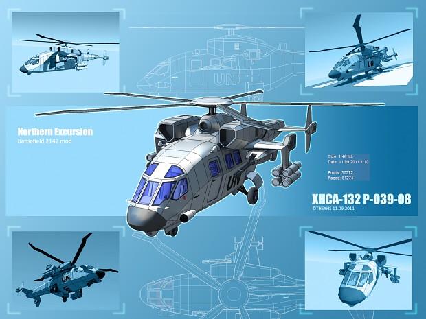 NAC Air Transport - XHCA-132