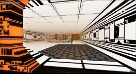 UE3 early level design by Deeahchur