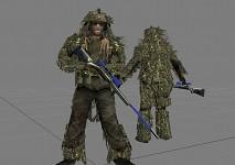 Recon squad