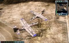 YA-9 attack jet in game