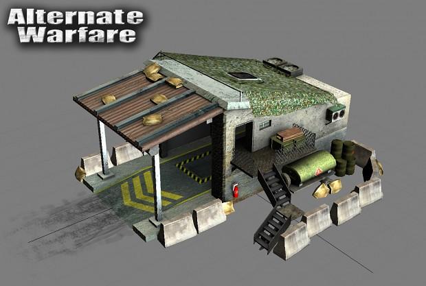 Maintenance Yard