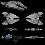 Corellian Patrol Ship