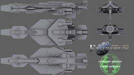 New Corellian Cruiser