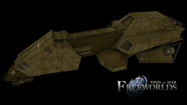 Hutt Interceptor Frigate