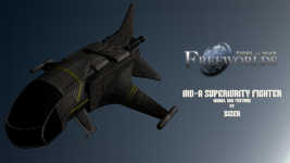 IRD-A Superiority Fighter