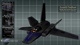 The Assault Gunboat!