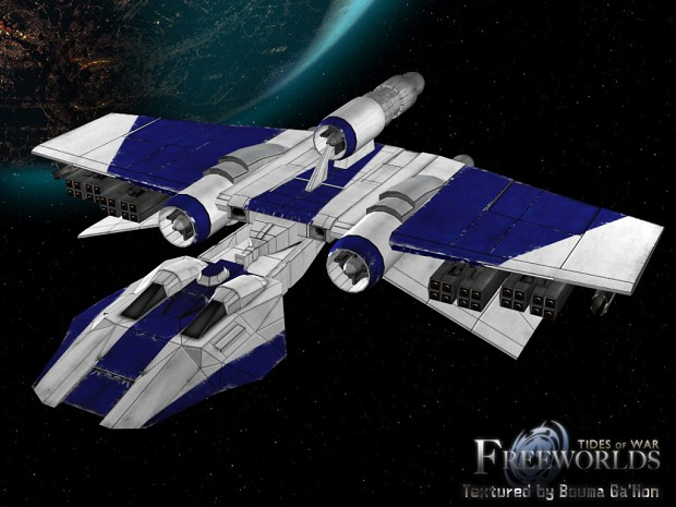 New K-Wing Reload image - Freeworlds: Tides of War Mod for ...