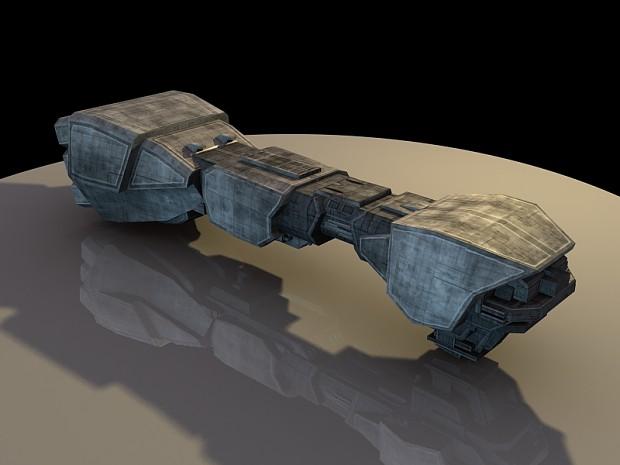 New Bulk Cruiser Texture