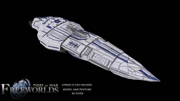 New Strike Cruiser