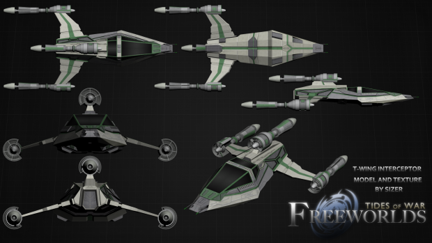 T-Wing Interceptor