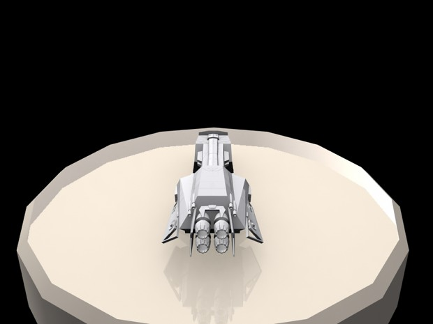 Hutt Interceptor Frigate