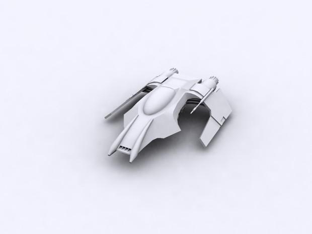 New Jedi Fighter